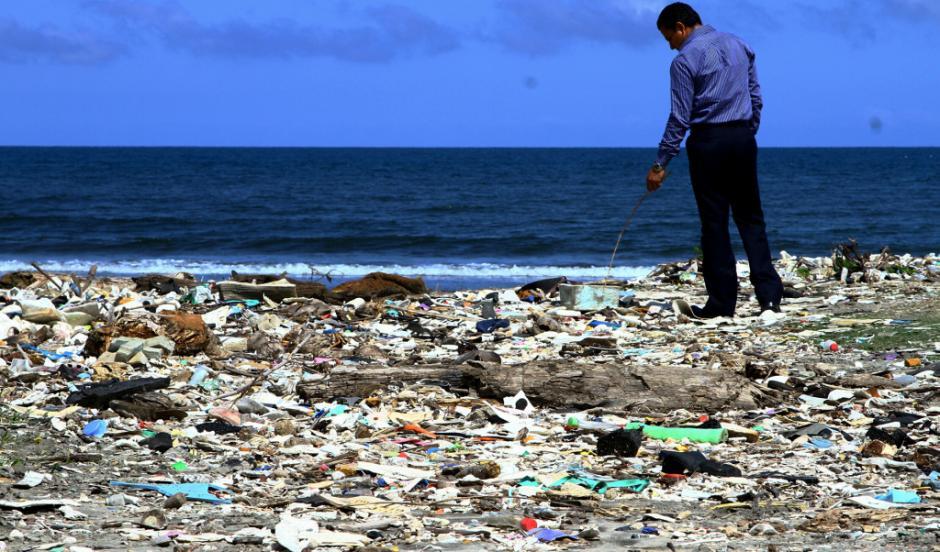 Luego de la polémica por contaminación del río Motagua, el gobierno propone un plan. (Foto: www.laprensa.hn)