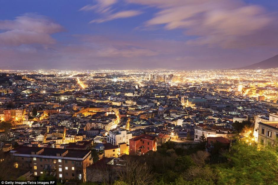 Italia es uno de los países más afectados por la contaminación de luz. (Foto: Getty Images)