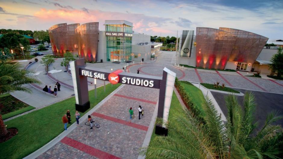 La Full Sail University es otra de las opciones en el Estado de Florida. (Foto: FullSail)