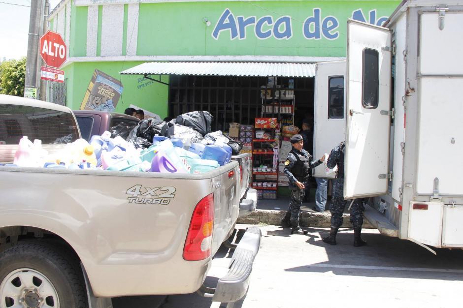 Miles de productos ingresan por pasos ciegos sin pagar impuestos. (Foto: Archivo/Soy502)