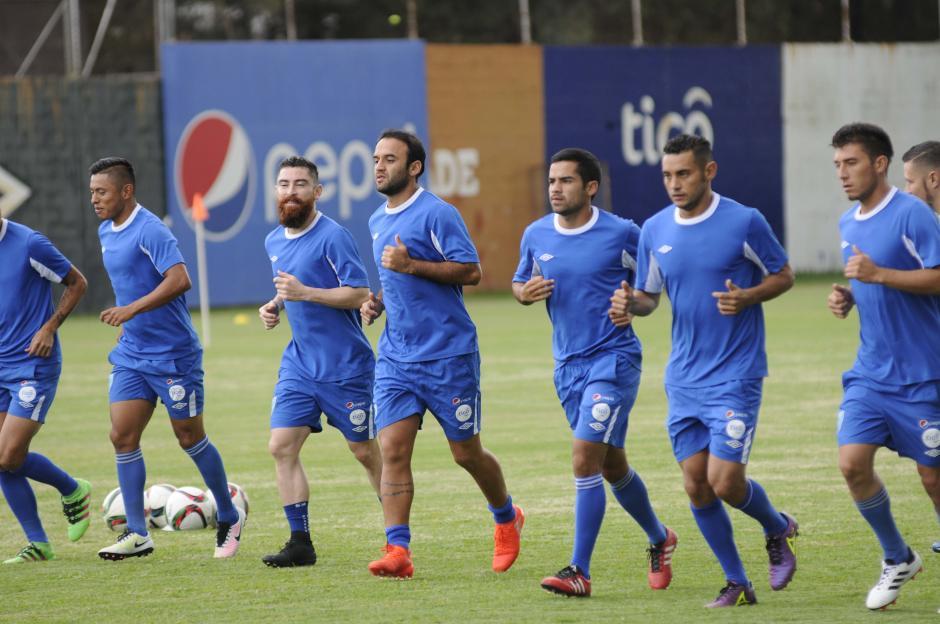 José Contreras es uno de los referentes de la Selección Nacional. (Foto: Pedro Pablo Mijangos/Soy502)