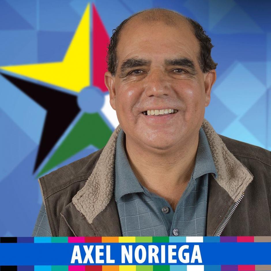 Axel Noriega participa en estas elecciones con el apoyo de Convergencia como candidato a alcalde de Villa Nueva. (Foto: Convergencia Villa Nueva)