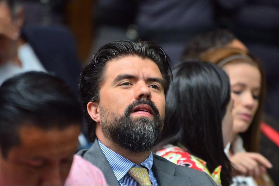 Jonathan Chévez, el supuesto lavador de Otto Pérez y Baldetti, también aparece como implicado. (Foto: Archivo/Soy502)