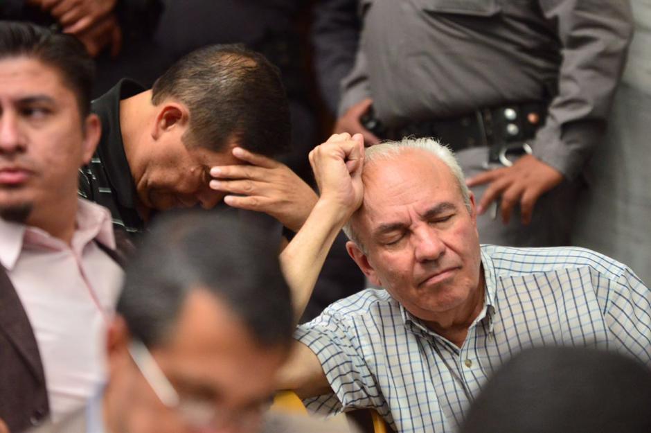 En total son 57 implicados en el caso Cooptación del Estado. (Foto: Jesús Alfonso/Soy502)