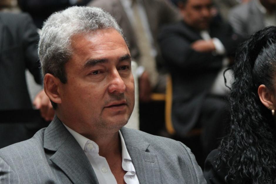 El exdiputado Marvin Díaz Sagastume no fue ligado a proceso en el caso #CooptacióndelEstado.  (Foto: Alejandro Balán/Soy502)