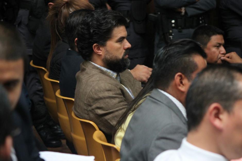 El empresario Jonathan Chévez fue sindicado en el caso #CooptacióndelEstado. (Foto: Alejandro Balán/Soy502)