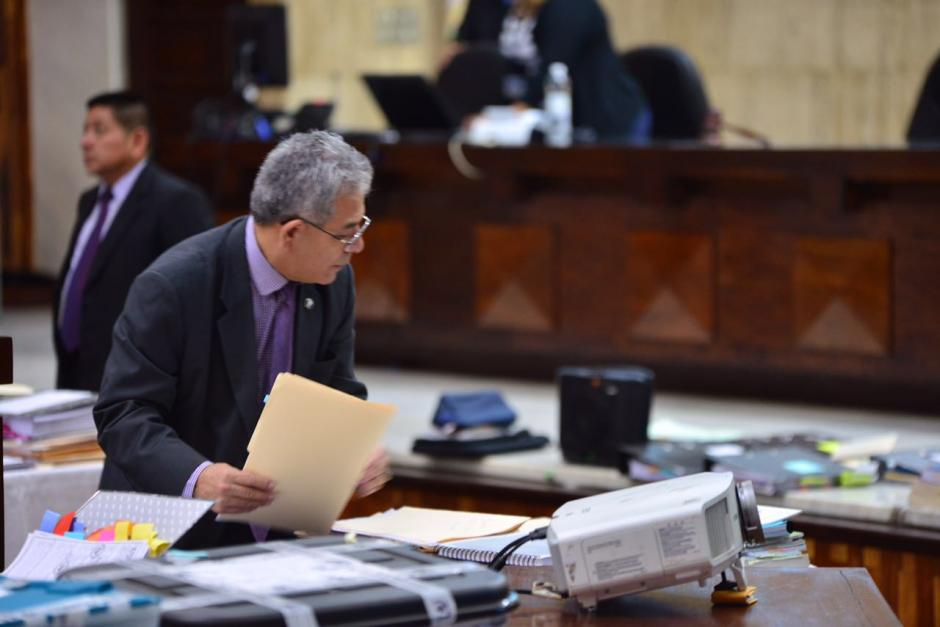 El juez Gálvez deberá argumentar su resolución en el caso Cooptación del Estado. (Foto: Jesús Alfonso/Soy502)