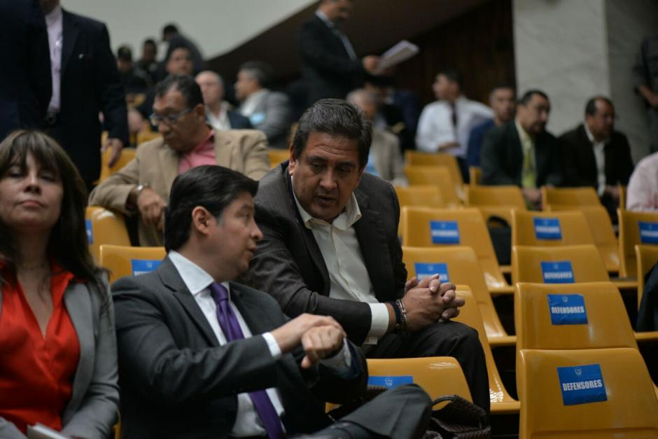 Esta es la jornada 23 del Caso Cooptación del Estado, (Foto: Wilder López/Soy502)