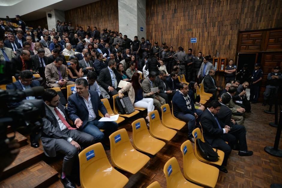 """Financistas y exfuncionarios están ligados a proceso por el caso """"Cooptación del Estado"""". (Foto: Archivo/Soy502)"""