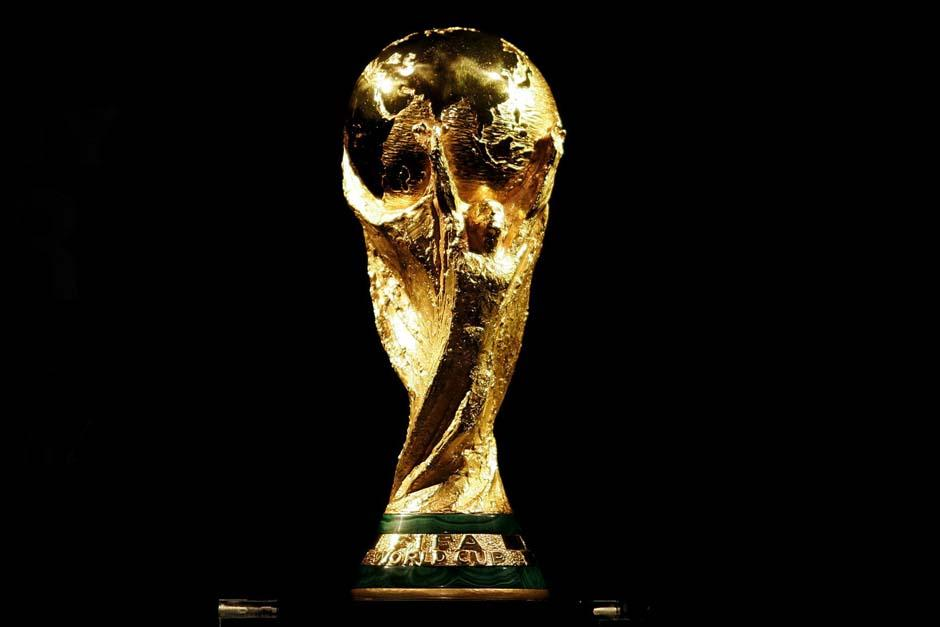 90 países visitará la gira Coca Cola del Trofeo de la Copa Mundial. En 50 de ellos recibirán la dorada presea por primera vez.