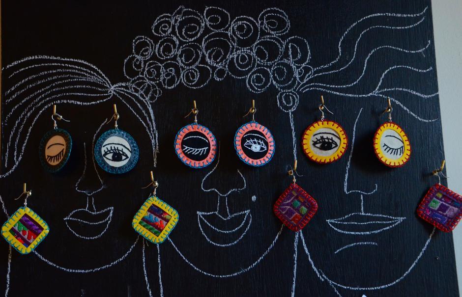 El toque artístico de Morán se respira en cada detalle. (Foto: Selene Mejía/Soy502)