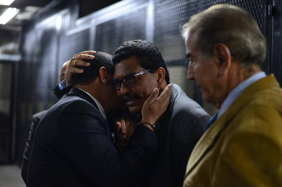 A pesar de que el CANG inhabilitó a Francisco García Gudiel, el abogado sigue atendiendo casos.(Foto: Wilder López/Soy502)