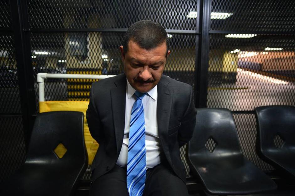 """Coro fue capturado el pasado 15 de enero acusado del delito dehomicidio culposo"""" por un alud que el pasado 1 de octubre provocó al menos 280 muertos en El Cambray II. (Foto: Wilder López/Soy502)"""
