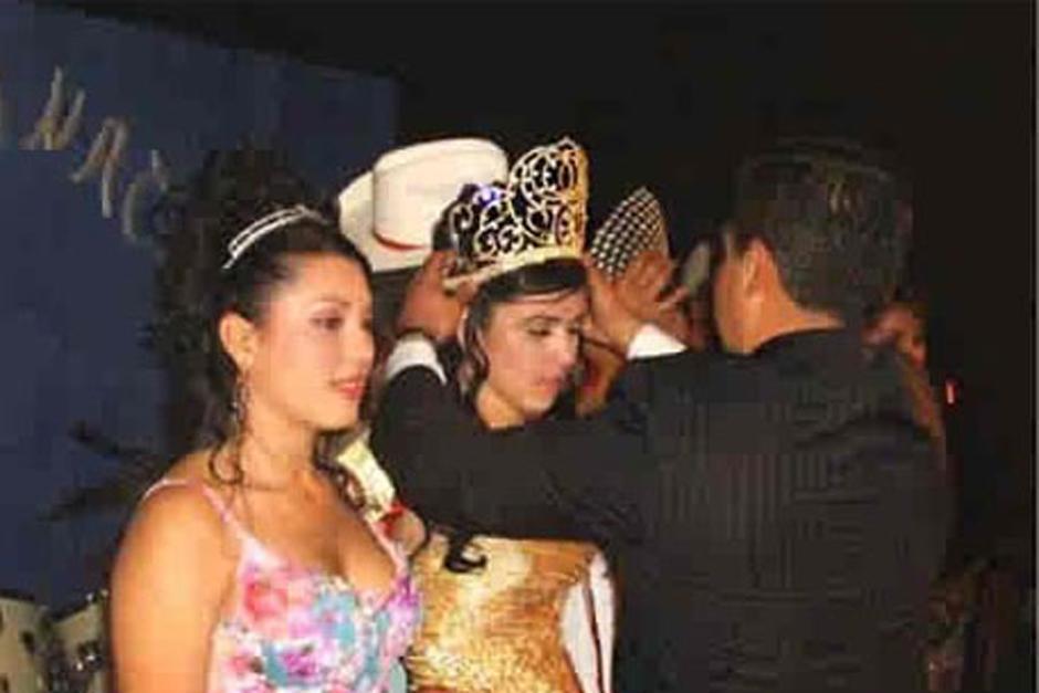 """Emma fue la ganadora del certamen el día que conoció al """"Chapo"""" Guzmán. (Foto: historiasdelnarco.com)"""