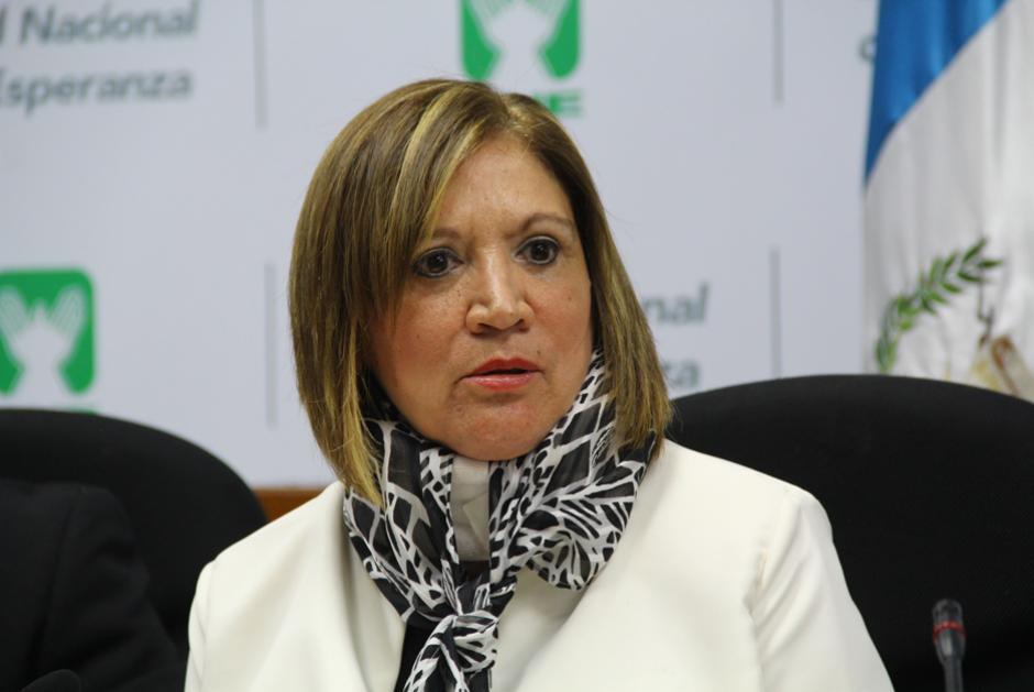 La Procuradora de la Nación confirmó que conocía de la reunión de la empresa con el presidente pero ella no fue invitada. (Foto: Alejandro Ortiz/Soy502)