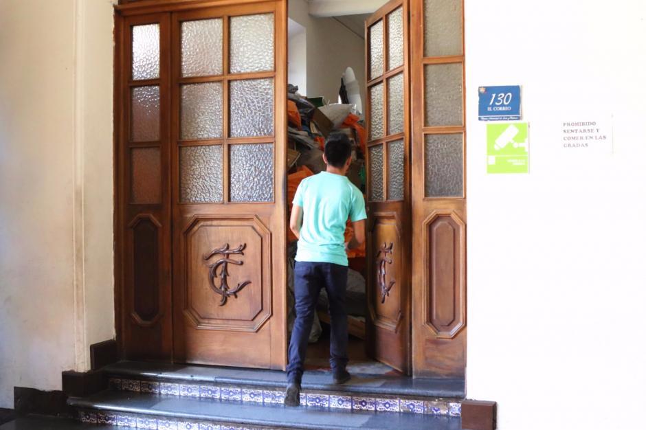 El servicio postal del país es irregular desde hace meses y se prevé se arregle a inicios de enero. (Foto: Alejandro Balán/Soy502)