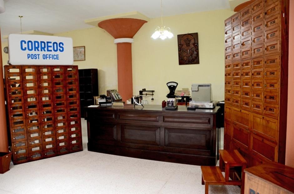 El museo de Correos cuenta con dos módulos de equipo telegráfico y radiotelegráfico que permiten al visitante un contacto con este sistema de comunicación. (Foto: Musac)