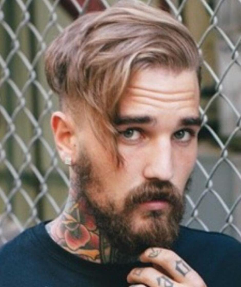 """La barba grande agregará un toque """"hipster"""" a tu estilo. (Foto: modaellos.com)"""