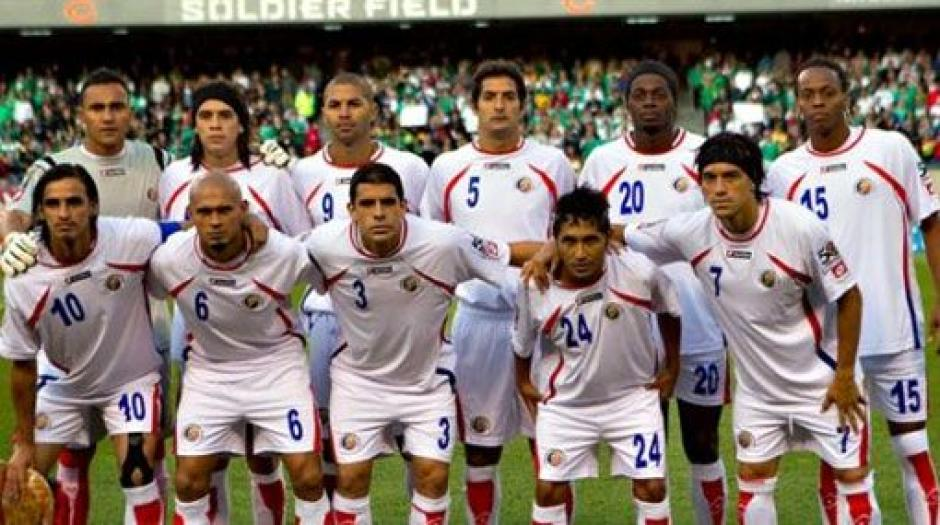 Costa Rica es la selección de Centroamérica mejor posicionada, ocupa el puesto 23 de la FIFA. (Foto: El Comercio)