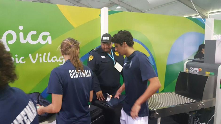 El 11 de agosto competirá Luis Carlos en la prueba de 100 metros mariposa. (Foto: COG)