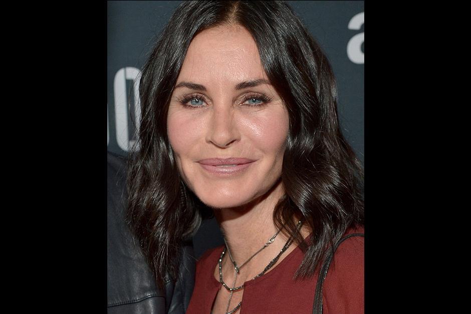 Courtney Cox, la actriz de 52 años reconoció estar arrepentida. (Foto: Archivo)