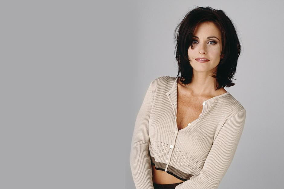 "Courteney Cox, se hizo famosa tras interpretar a ""Monica"" en la serie ""Friends"". (Foto: Archivo)"