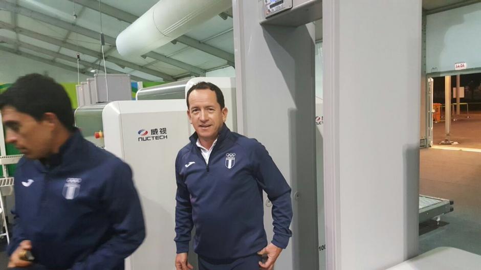 Omar Ochoa es el técnico del quetzalteco Rodas. (Foto: COG)