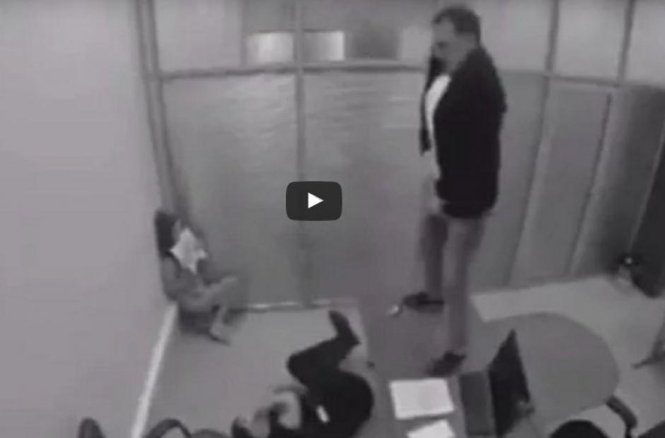 Muchas personas cuestionan la veracidad del video, pero desde hace varios días es viral. (Foto: Captura de Youtube)
