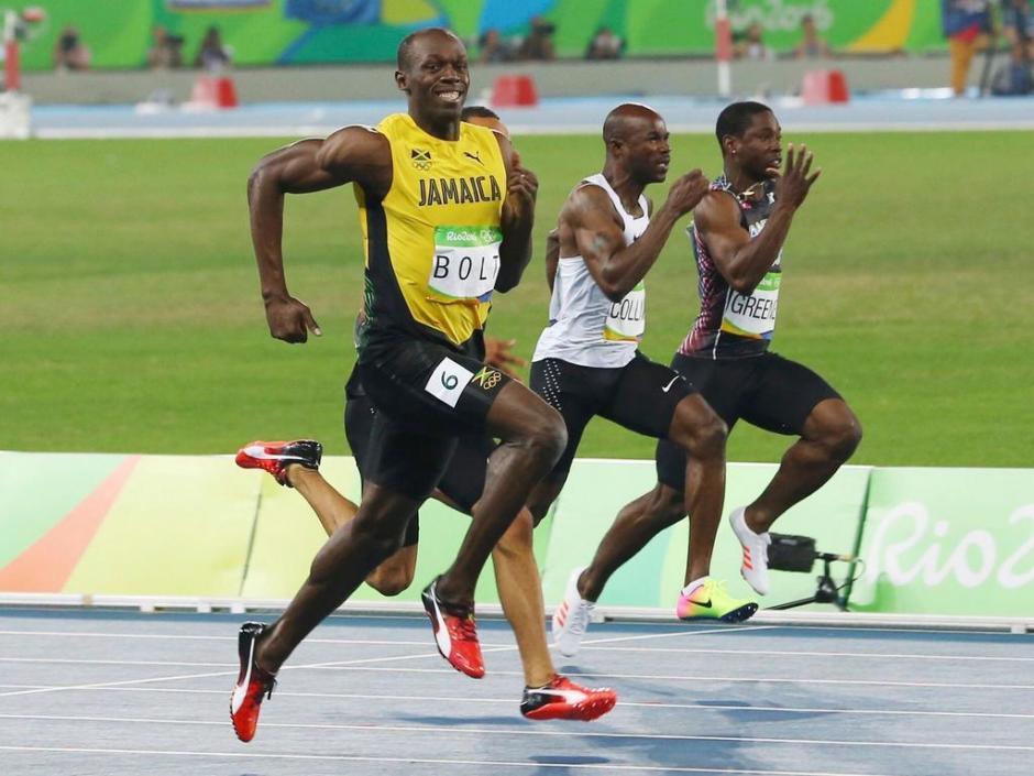 Bolt sigue siendo el rey de la velocidad en los Juegos Olímpicos. Usain Bolt sigue siendo el hombre más veloz del mundo. (Foto: EFE)