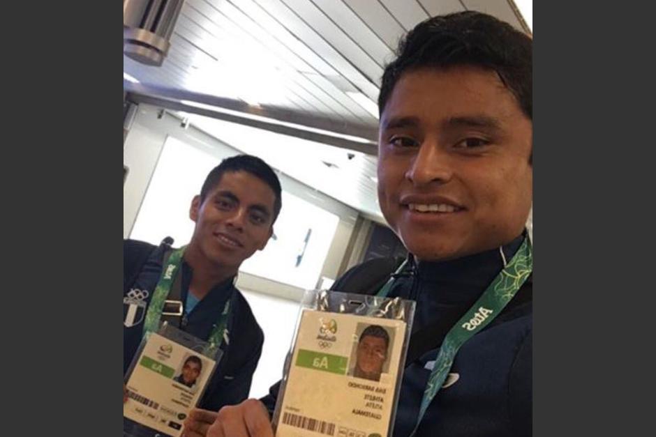 Erick Barrondo y José Raymundo competirán en la prueba de 20 kilómetros marcha. (Foto: Facebook)