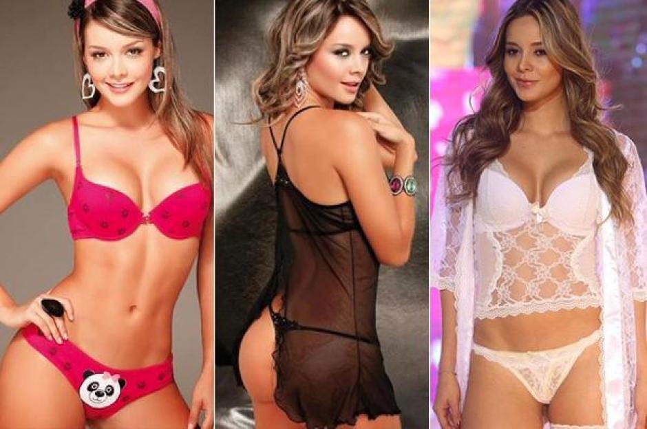La modelo y presentadora de televisión de Colombia, Alejandra Buitrago, causó furor en redes tras afirmar que Messi es colombiano.