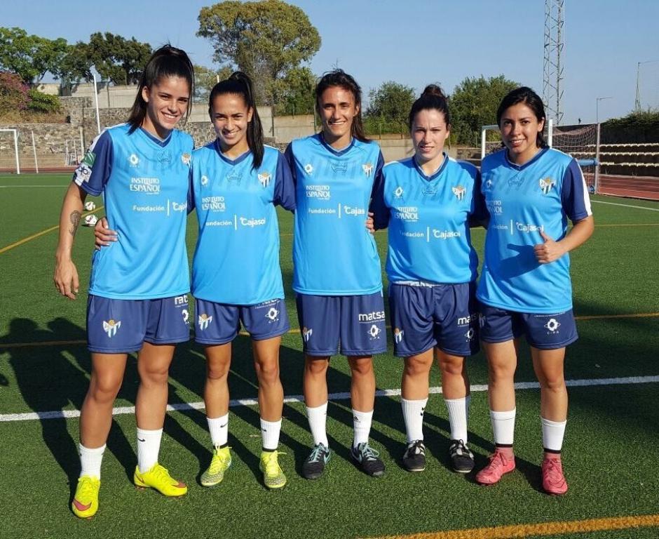 Ana Lucía Martínez es uno de los refuerzos del Sporting de Huelva. (Foto: Twitter)