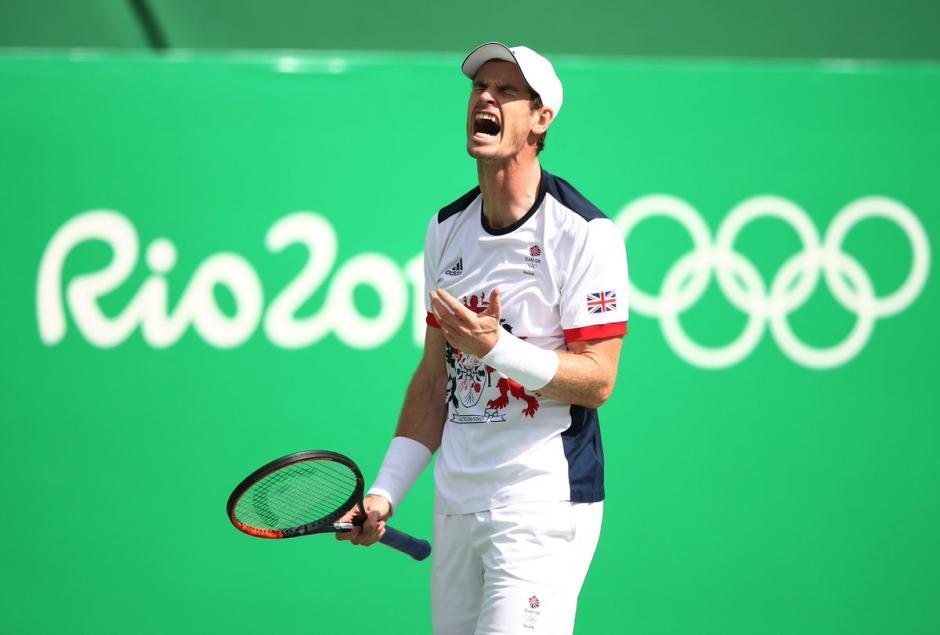Andy Murray es bicampeón olímpico de tenis. (Foto: EFE)