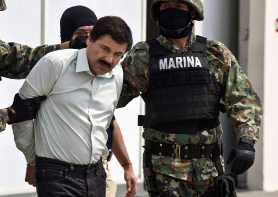 """""""El Chapo"""" Guzmán sigue siendo el narco más mediático del mundo. (Foto: Twitter)"""
