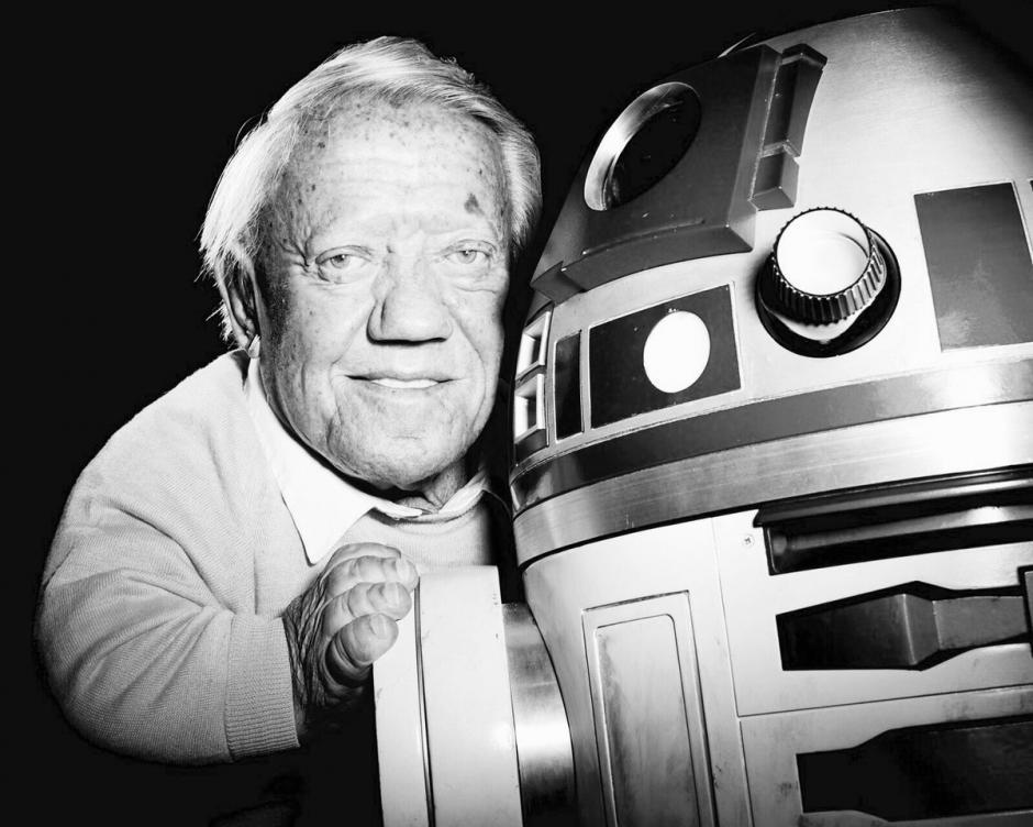 R2-D2 no habría sido el mismo sin Kenny Baker. (Foto: Twitter)