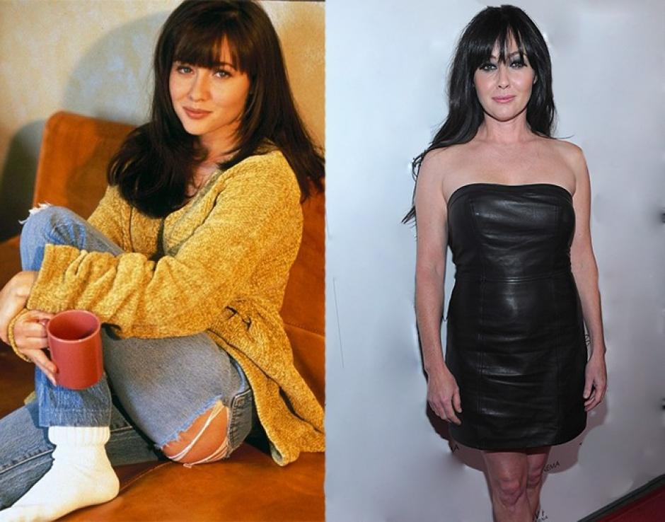Brenda Walsh, interpretada por Shannen Doherty. (Foto: cosmoenespanol.com)