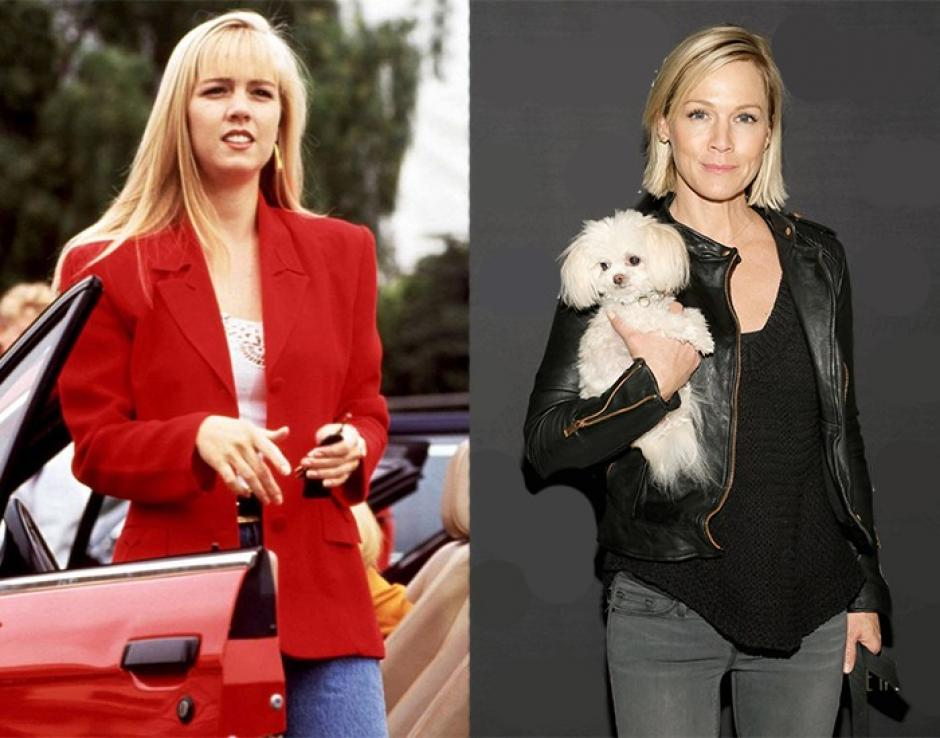 Kelly Taylor, interpretada por Jennie Garth