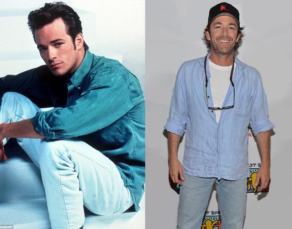 Y por último, uno de los preferidos, Dylan Mckay protagonizado por Luke Perry