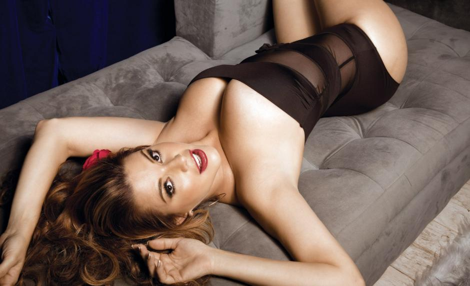 La provocativa Alicia Machado. (Foto:tvynovelas.com)
