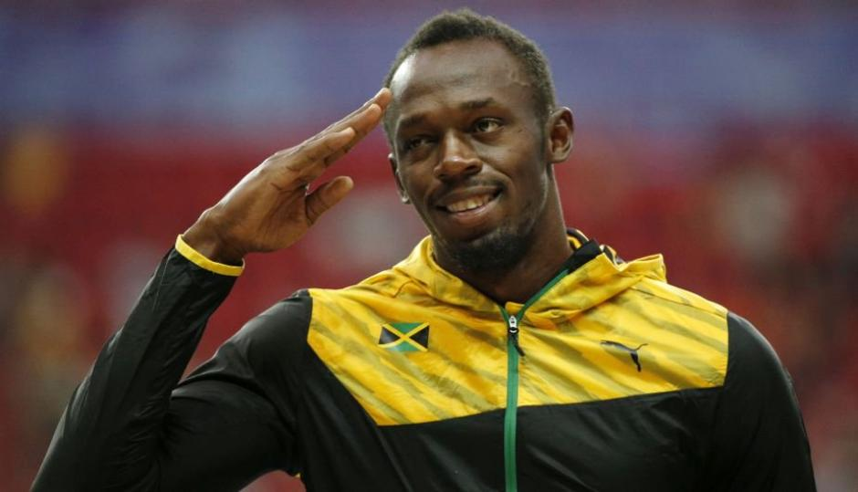Usain Bolt es el deportista más famoso de Jamaica y el Caribe. (Foto: EFE)