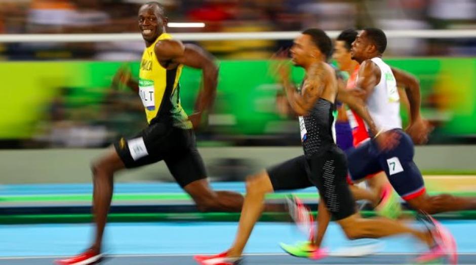 Bolt ha dominado todas las pruebas en las que ha competido en Río 2016. (Foto: EFE)