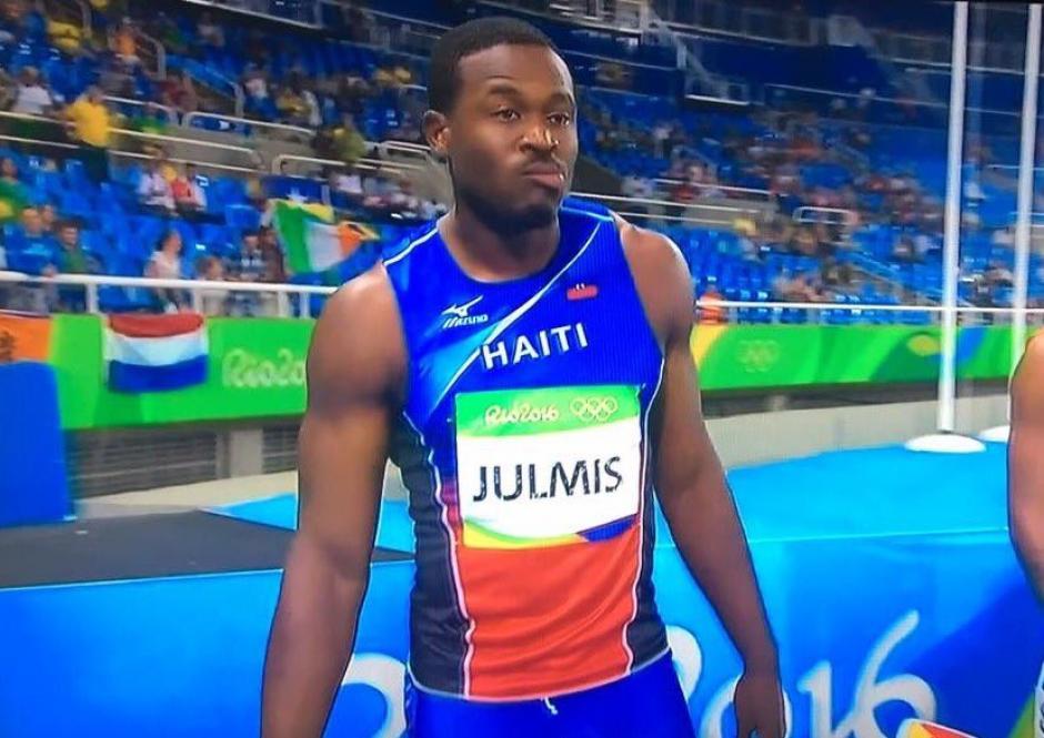 Jeffrey Julmis parecía muy seguro y hasta sobrado. (Foto:Twitter)