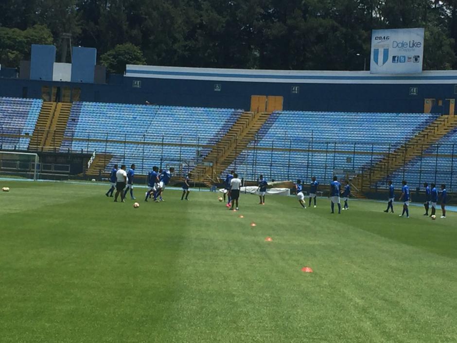 Los venados debutan este jueves en la Liga de Campeones de Concacaf. (Foto: Soy502)