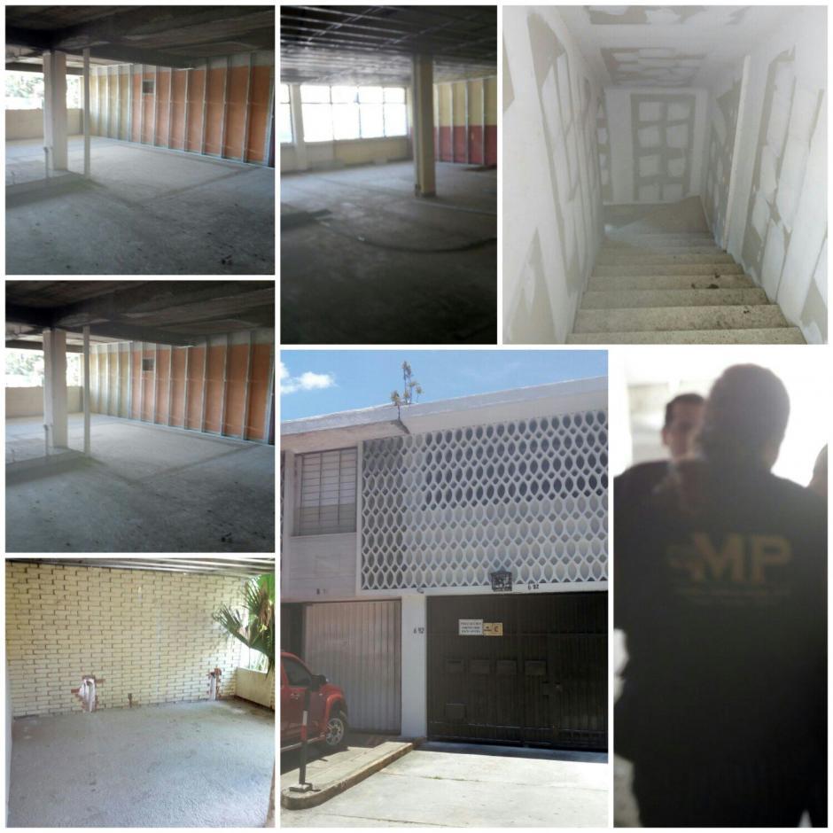 El MP entregó a la Senabed el edificio vinculado a Baldetti y Mario Cano. (Foto: MP)