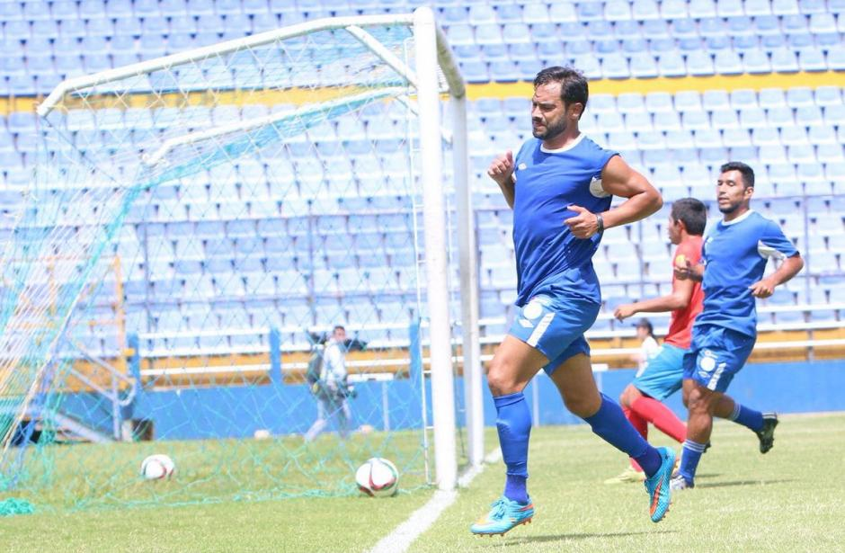 Ruiz espera marcar goles frente a Trinidad y Tobago y San Vicente. (Foto: Fedefut)