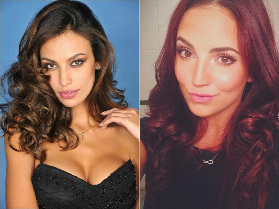 Las dos modelos estarían interesadas en hacerse con el amor del futbolista portugués. (Foto: Internet)