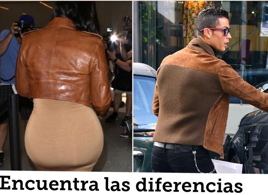 Su chaqueta color camello y el ajustado jean fue lo que más llamó la atención de los internautas. (Imagen: estilodf.tv)