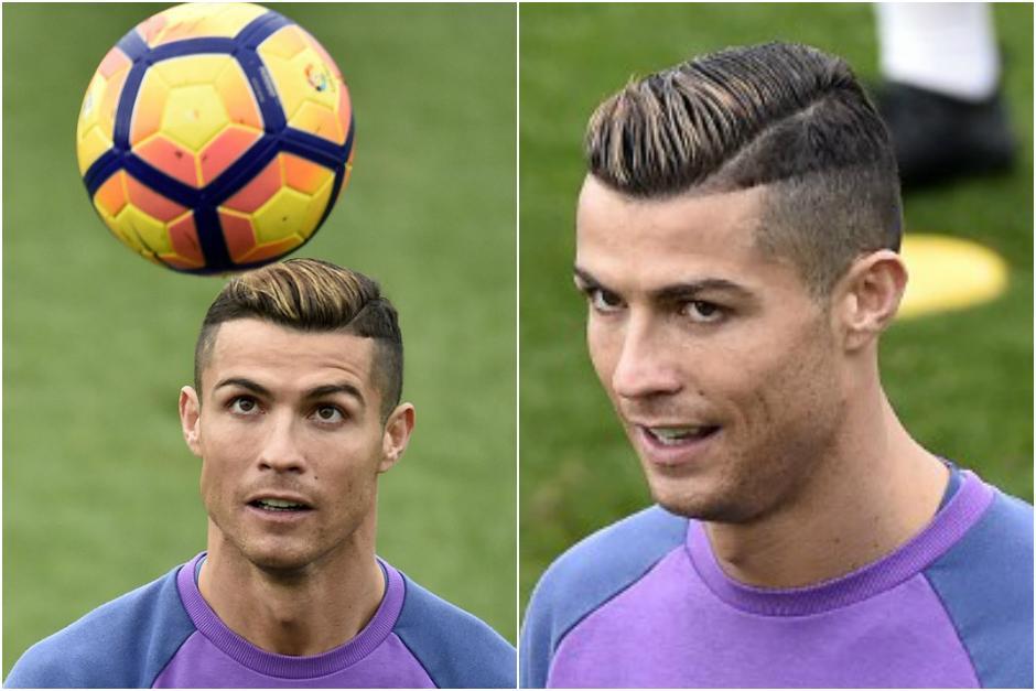 Cristiano Ronaldo se ha hecho un nuevo corte de cabello. (Foto: AFP(