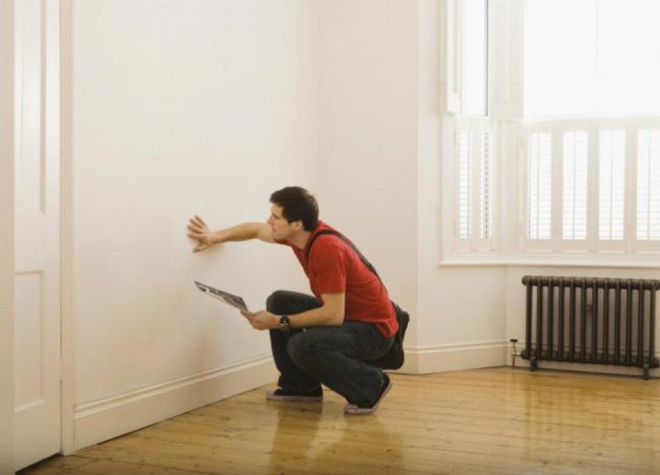 La explosión creativa de los niños sobre las paredes puede remediarse con ese pequeño pedazo de borrador que ya no usabas. (Foto: imujer.com)