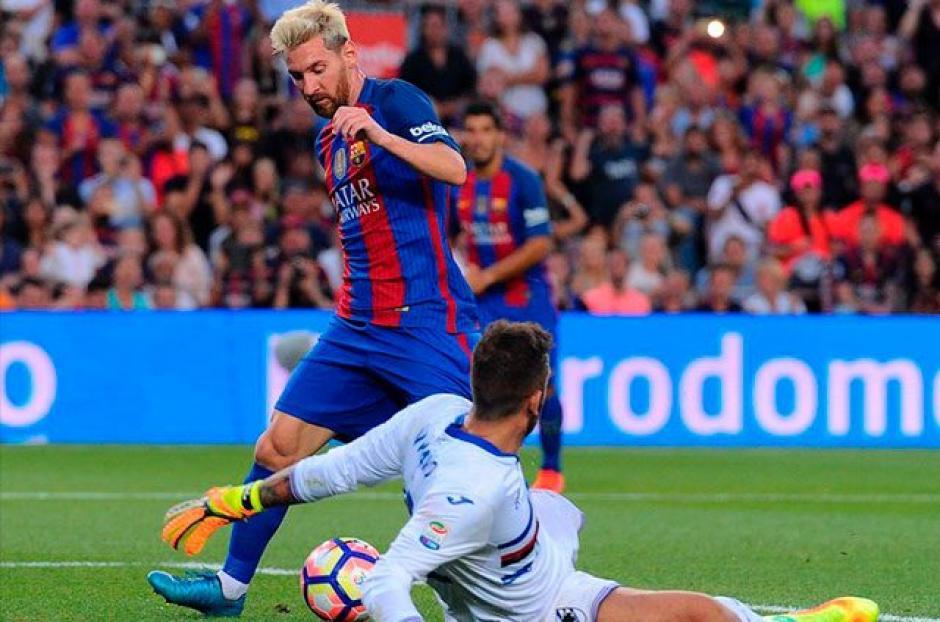 Messi es considerado el mejor futbolista del mundo. (Foto: EFE)